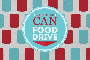 Durham Rescue Mission Canned Food Drive